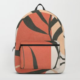 Geometric Modern Art 41 Backpack