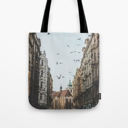 Prague, Czechia VI Tote Bag