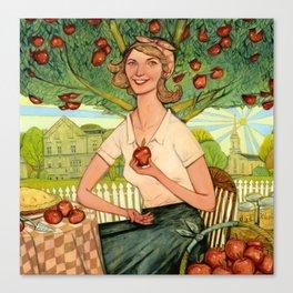 Apple Fest 2017 Canvas Print