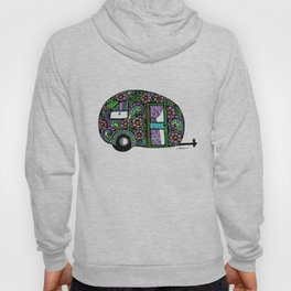Happy Camper in Color Hoody