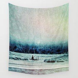 The Last Winter Wall Tapestry