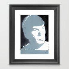 Live Long and Prosper Framed Art Print