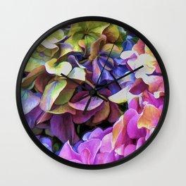 Petalmania Wall Clock