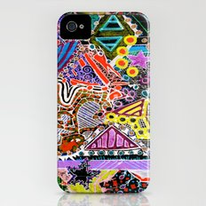Perpetually Foreign (Kuwait/Seattle/C-Bus) iPhone (4, 4s) Slim Case
