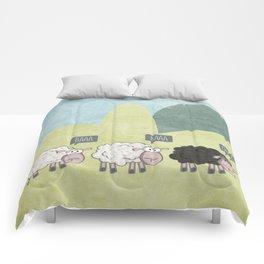 Rebel Sheep Comforters