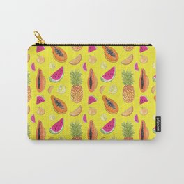 Frutas Tropicales Carry-All Pouch