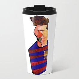 Messi  Travel Mug