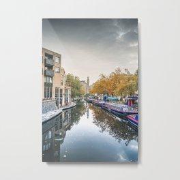 Wonderlust Amsterdam Metal Print