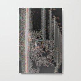 DDC027 - It Follows Metal Print