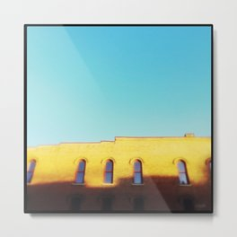 """""""there's a place in the sun / for anyone"""" Metal Print"""