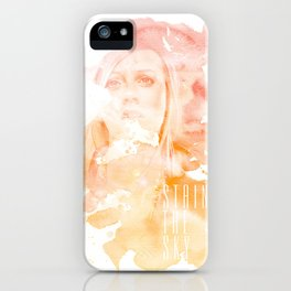 Stain The Sky iPhone Case