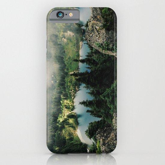 Rainier Eunice Lake iPhone & iPod Case