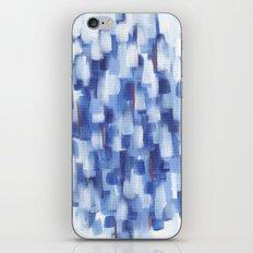 Rainy Crowd iPhone & iPod Skin