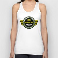 military Tank Tops featuring Gummer's military surplus by Buby87