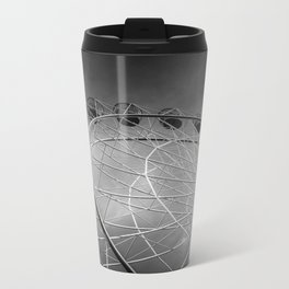 Ferris Wheel Metal Travel Mug