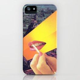 Pleasure Correlation Upgrade iPhone Case