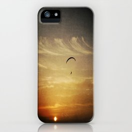 Above Everything Else Be Yourself iPhone Case