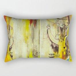 Jim Burrito Rectangular Pillow