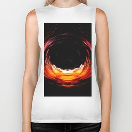 Vivid Light In Darkness Biker Tank
