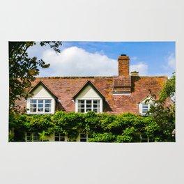 Cottage garden. v2 Rug
