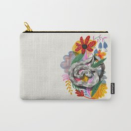 Fancy Snake Carry-All Pouch