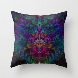 Inner Trip Throw Pillow