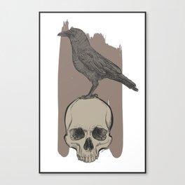 Skulls 003 Canvas Print