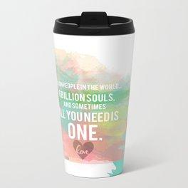 Taylor's Love  Travel Mug
