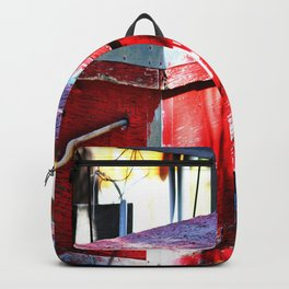 For Fire Use Only Backpack