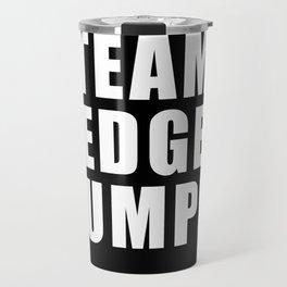 Team Edge Jumps Travel Mug