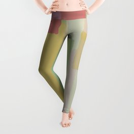 Abstract Painting No. 1 Leggings