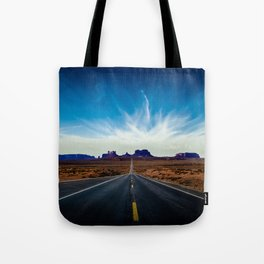 Forrest Gump Point Tote Bag