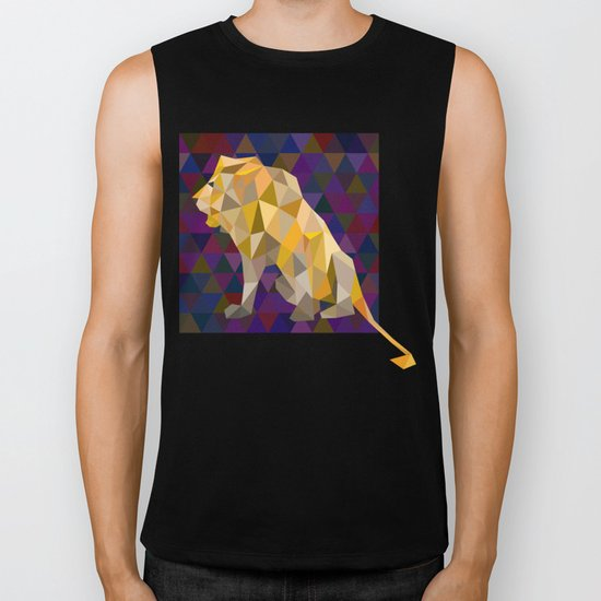 My Lion King Biker Tank