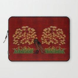 Owl Tapestry Laptop Sleeve