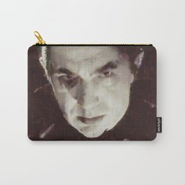 Bela Lugosi, Horror Legend Carry-All Pouch