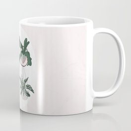 Plant Family Portrait for Plant Moms, Plant Ladies, and Plant Parenthood Coffee Mug