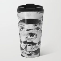 CRAZY: Metal Travel Mug