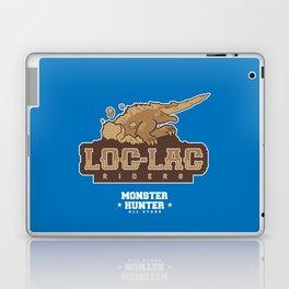 Monster Hunter All Stars - Loc-Lac Riders Laptop & iPad Skin