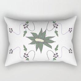Meadow flower Rectangular Pillow