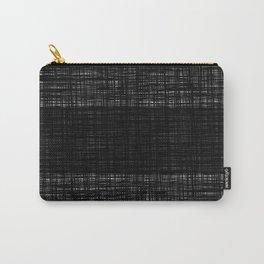 platno (center stripe) Carry-All Pouch