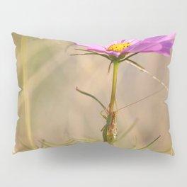 Beauty And A Critter Pillow Sham