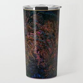 Flowers on a Mug Travel Mug