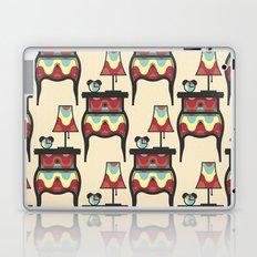 bedtime story pattern Laptop & iPad Skin