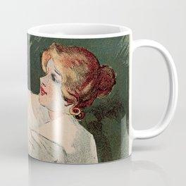 Electricine, French luxury lighting vintage ad Coffee Mug