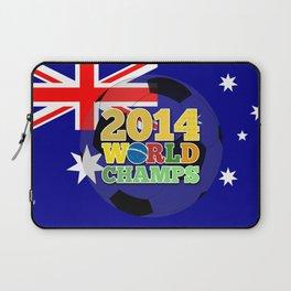 2014 World Champs Ball - Australia Laptop Sleeve