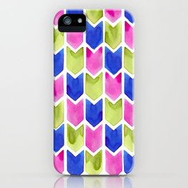 Arrow Multicolor iPhone Case