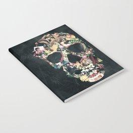 Vintage Skull Notebook
