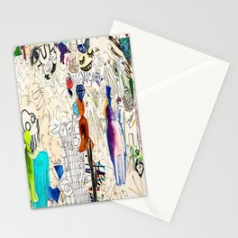 Collage 41 Stationery Cards