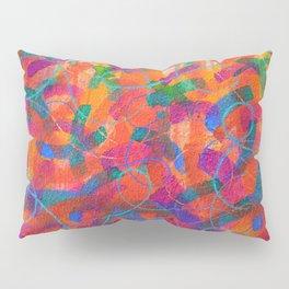 Multicolor Pillow Sham