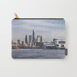 Panoramic View Dock Buenos Aires, Argentina Carry-All Pouch